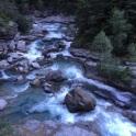 El riu Ara de la vall; una nota de frescor