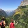 Admirant l'espectacularitat de la Vall d'Ordesa