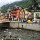 Adéu a Les i riu Garona