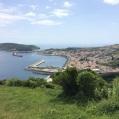 14 Horta capital i port de Faial