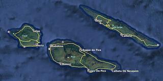 Illes de Faial, Sao Jorge i El Pico. Les que vam trescar