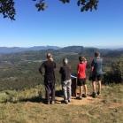 Identificant punts d'interès des del Puig Rodó