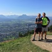 03 Fet el cim Salzburg al fons