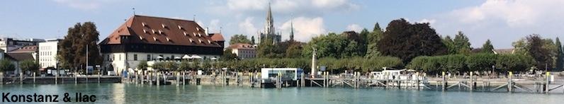 Konstanz i llac