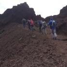 03 Els efectes de la darrera erupció del Teneguía (Foto A. Torras)