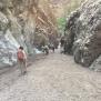 08 Endinsats dins Barranco de las Angustias (Foto A. Torras)