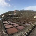12 Salinas de Fuencaliente i el far al fons