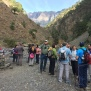 18 En comissió permanent dins el Barranco de Las Angustias