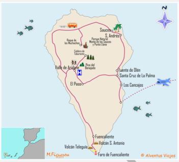 la-palma-touristmap