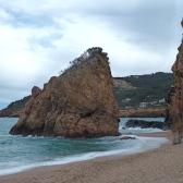 05 Platja de l'Illa Roja, camí de Pals (Foto: Josep M. Nogué)