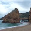 08 Platja de l'Illa Roja, camí de Pals (Foto: Josep M. Nogué)