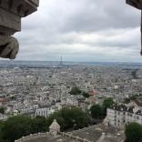 02 La Torre Eiffel des de Montmartre ((Foto: A. Torras)