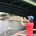 06 El passeig en barca pel Sena
