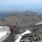 04 Inici ascensió al cràter Montagnola Foto A. Oliveras