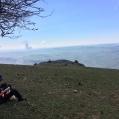 07 Un descans per contemplar el paisatge