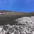 15 Caminant per neu glaçada
