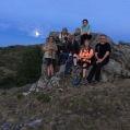 17 Una nit de lluna plena vam fer el ple